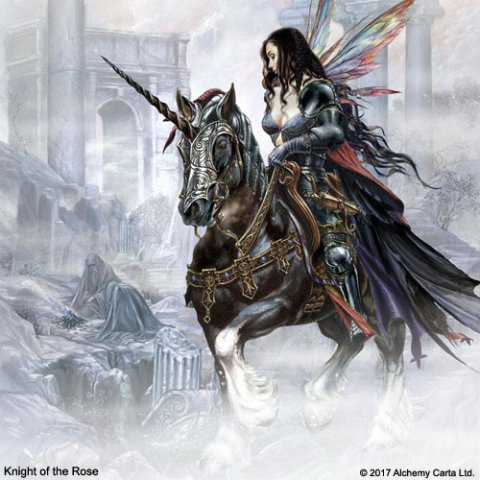 Knight of the Rose (CA880BR)